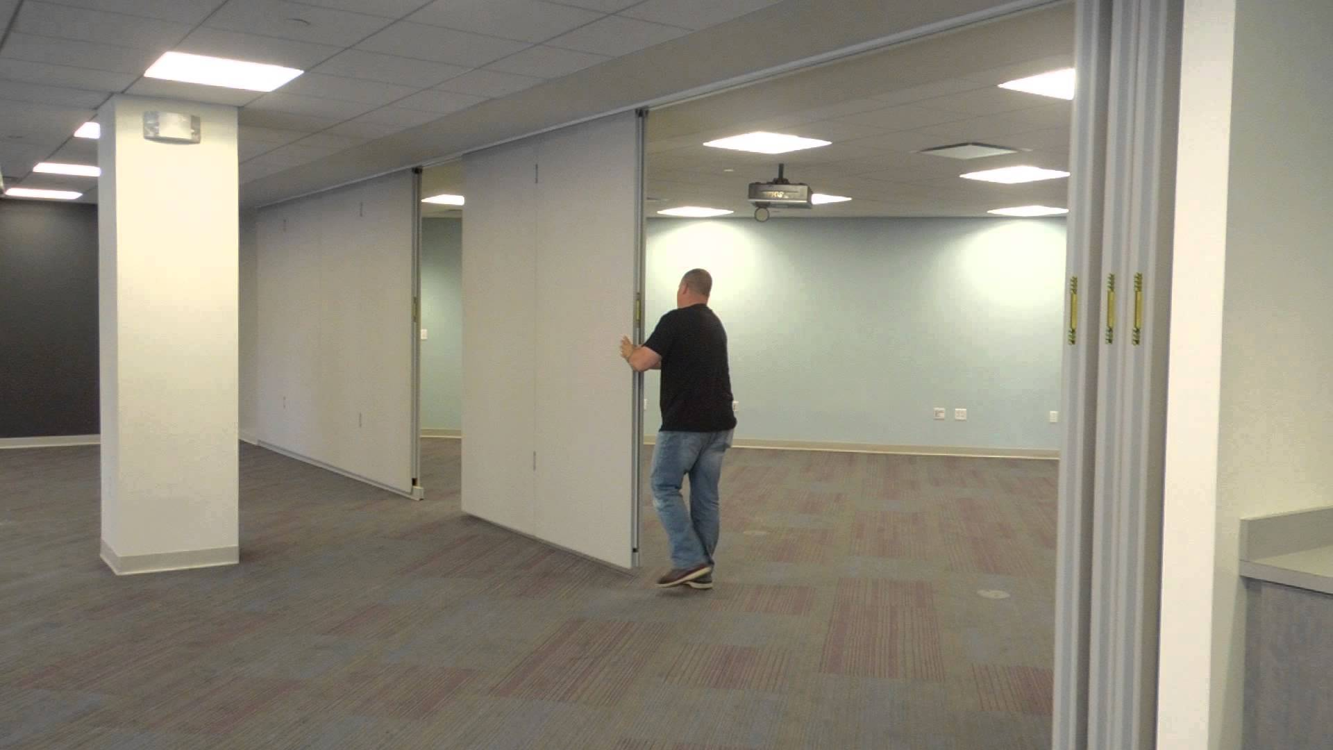 Operable Partitions San Antonio Austin Movable Walls Airwall Repair Maintenance