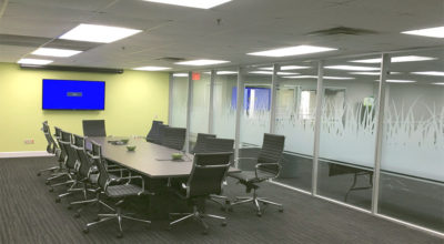 Conference Room movable walls accordion walls operable partitions acoustic walls ballroom confernece center san antonio austin san marcos new braunfels repair service maintenance hufcor kwik-wall